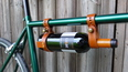 Buy Wine Online - BICYCLE WINE RACK
